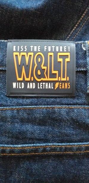 W.&L.T. Walter van Beirendonck Maxi Skirt Gr.38 NP 595,00€
