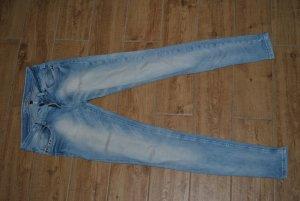 w.NEU FISHBONE Jeans Hose Gr. 27 Damen Jeans Gr. 36