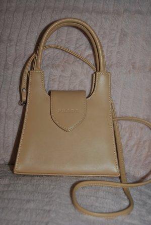 w.NEU PRADA Damen Handtasche. Leder Handtasche