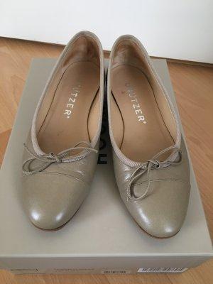 -w. Neu- Unützer Ballerinas Taupe Gr 35