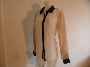 W118 by WALTER BAKER  Bluse Tricolor Gr. L/ 40 Luxus Pur!