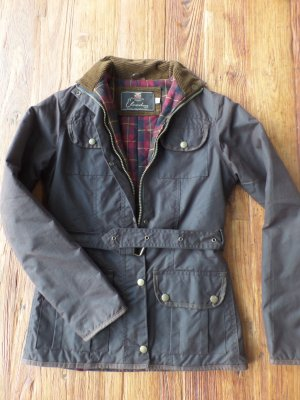 Waxed Jacket multicolored cotton