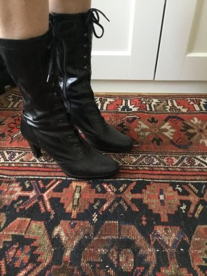 Clarks Lace-up Boots black