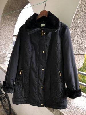 Wärmer Fell Mantel-Jacke