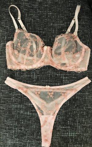 Wäsche Set von H&M Rosa 36