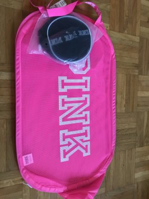 Love Pink Basket Bag pink