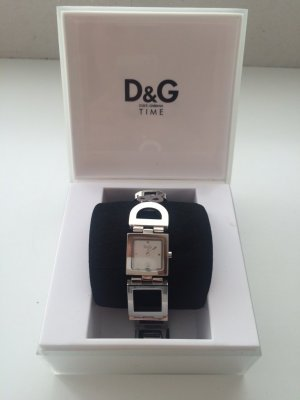 Dolce & Gabbana Watch silver-colored-white
