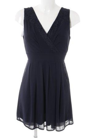 Wal G Abendkleid dunkelblau Elegant