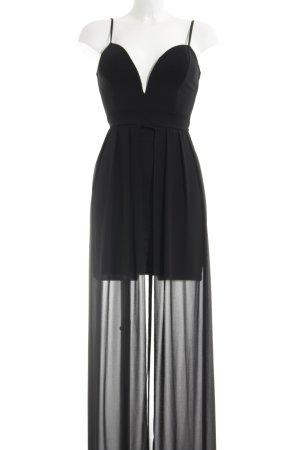 Wal G Abendkleid schwarz Elegant