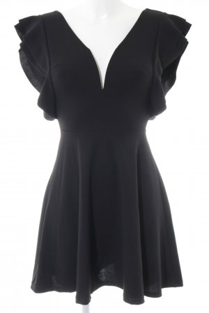 Wal G Cocktailkleid schwarz Elegant