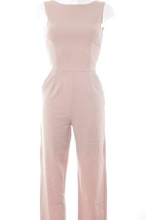 Wal G Tuta color oro rosa-rosa antico elegante