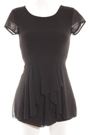 Wal G Jumpsuit schwarz Elegant