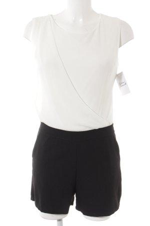 Wal G Jumpsuit schwarz-weiß Casual-Look