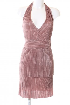 Wal G Halter Dress pink elegant