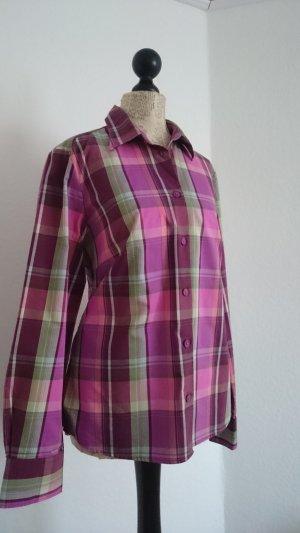 Walbusch Bluse, extraglatt , Größe 38