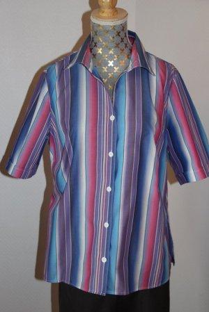 Walbusch Extraglatt Bluse  Gr. 40