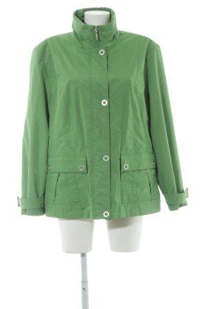 Walbusch Windbreaker lime-green casual look