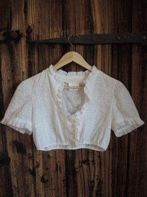 Traditional Blouse white cotton