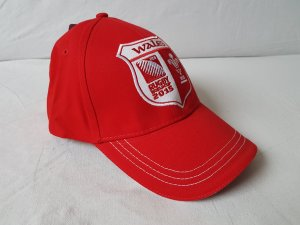 Wales England Canterbury Rugby World Cup Basecap Kappe Mütze Cappy Unisex Rot