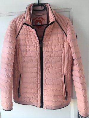 Wellensteyn Chaqueta de forro polar rosa claro