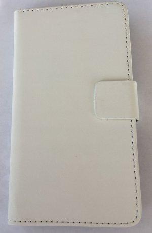 Wallet Case *Sony Xperia Z1* Weiß
