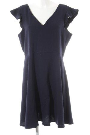 Wallis A-Linien Kleid dunkelblau Casual-Look