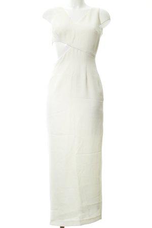 Wallis Abendkleid hellbeige Elegant