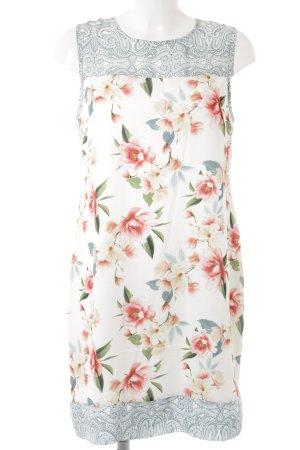 Wallis Robe chiffon motif de fleur style décontracté
