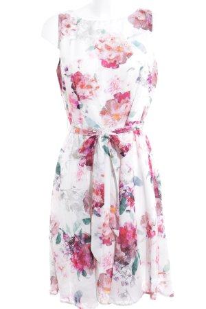 Wallis Chiffonkleid Blumenmuster Romantik-Look