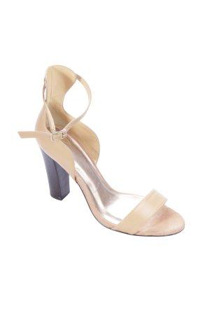 Wallis High Heel Sandal beige classic style