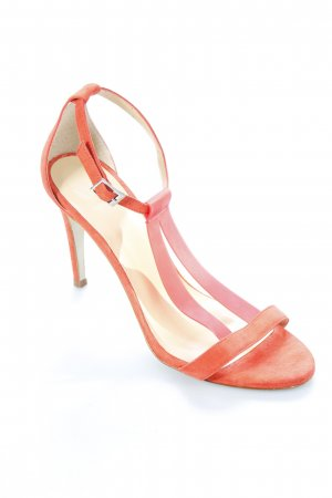 Wallis High Heel Sandaletten hellrot extravaganter Stil