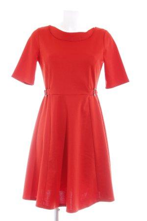 Wallis Jerseykleid rot Elegant