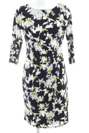 Wallis Longsleeve Dress floral pattern casual look