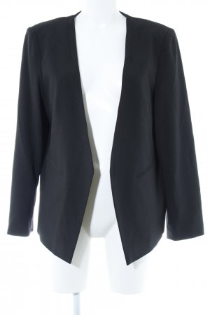 Wallis Long-Blazer schwarz Business-Look