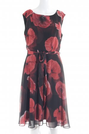 Wallis Midi Dress flower pattern elegant