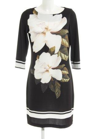Wallis Midikleid florales Muster Casual-Look