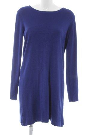 Wallis Strickkleid blau Casual-Look