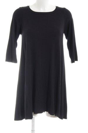 Wallis Strickkleid dunkelblau schlichter Stil
