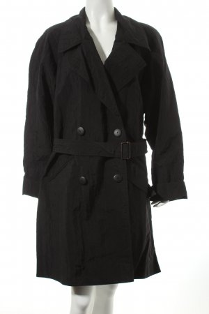 Wallis Trenchcoat schwarz Casual-Look