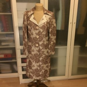 Wallis Frock Coat camel