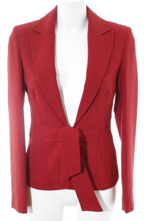 Wallis Woll-Blazer rot 70ies-Stil
