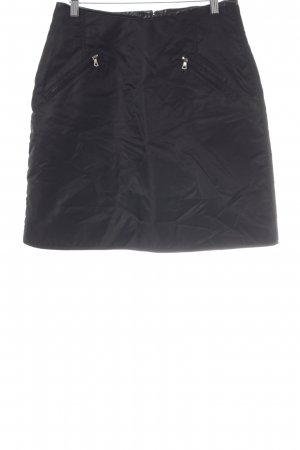 Walter High Waist Rock schwarz Casual-Look