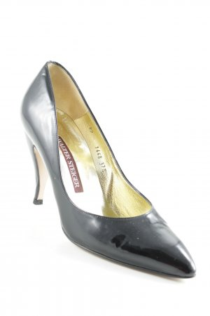 Walter Steiger High Heels schwarz Business-Look