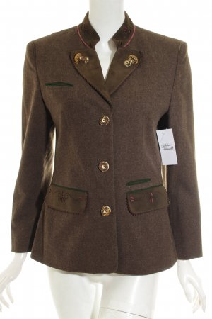Walter Traditional Jacket light brown country style