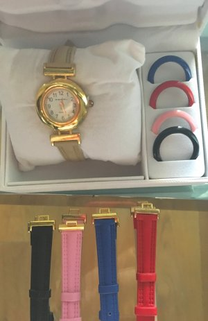 Self-Winding Watch multicolored