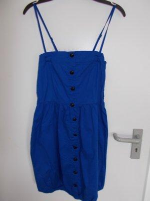 Wandelbares royalblaues Kleid