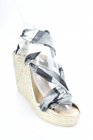 Wandelei Wedge Sandals multicolored romantic style