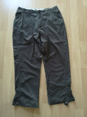 Columbia 3/4 Length Trousers dark brown-taupe