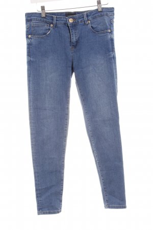 Ware Denim. Stretchhose kornblumenblau Jeans-Optik