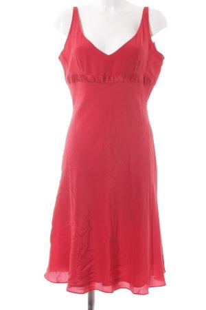Warehouse A-Linien Kleid rot Elegant